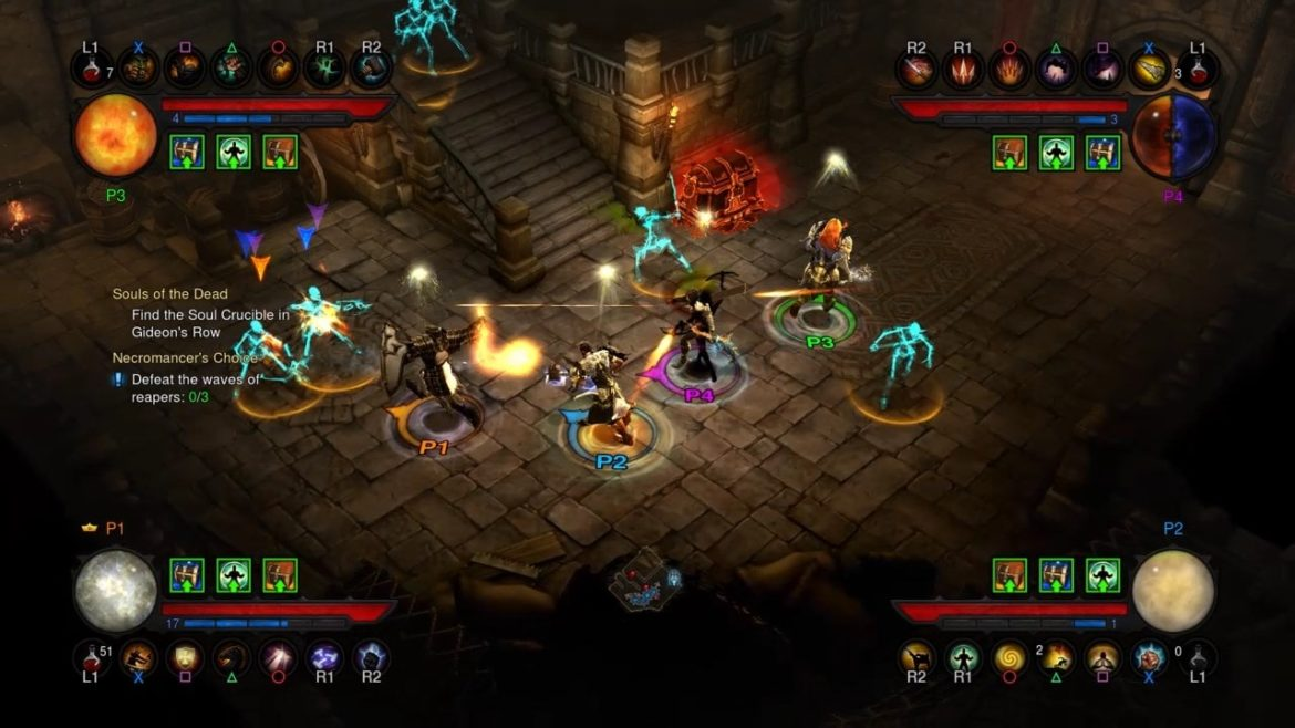 DIABLO 3 ETERNAL COLLECTION NSW