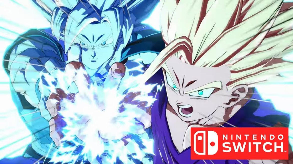 DRAGONBALL FIGHTERZ NSW