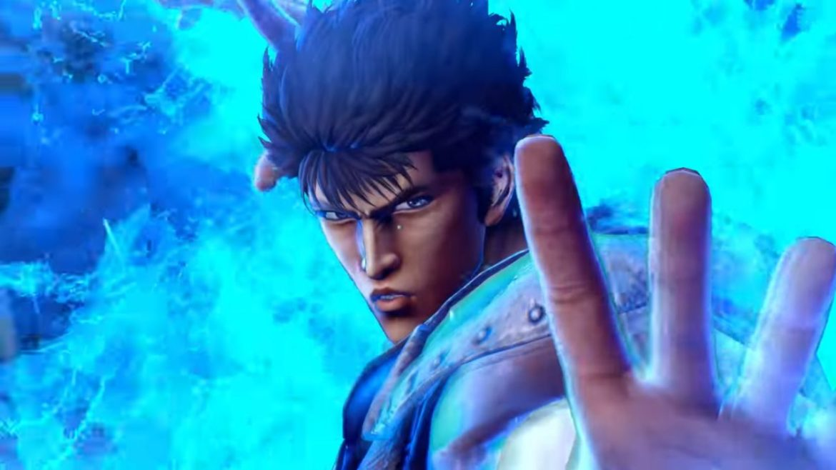 FIST OF THE NORTH STAR – LOST PARADISE