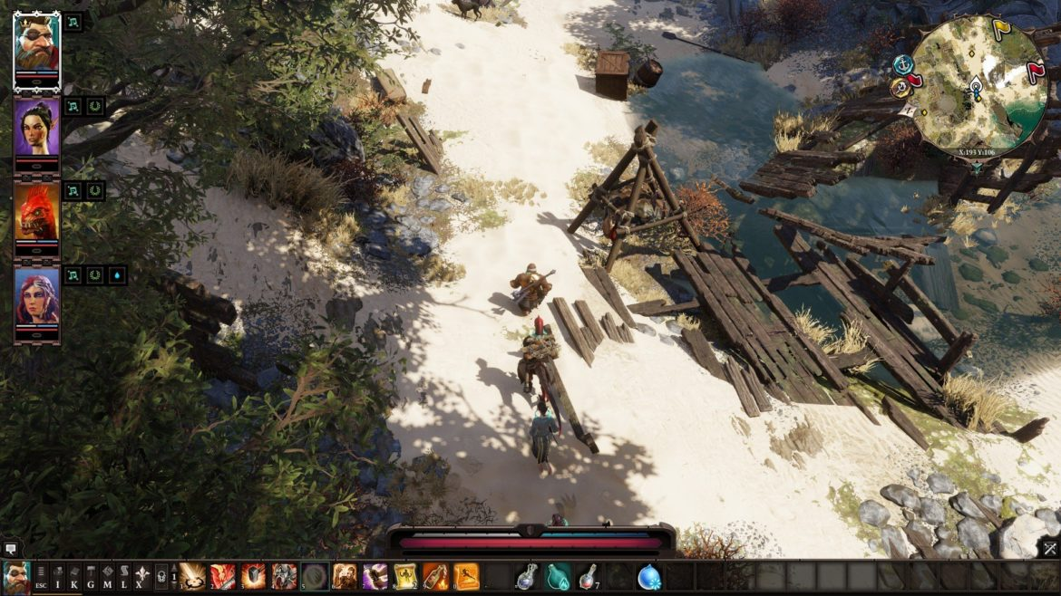 DIVINITY ORIGINAL SIN II DEFINITIVE EDITION