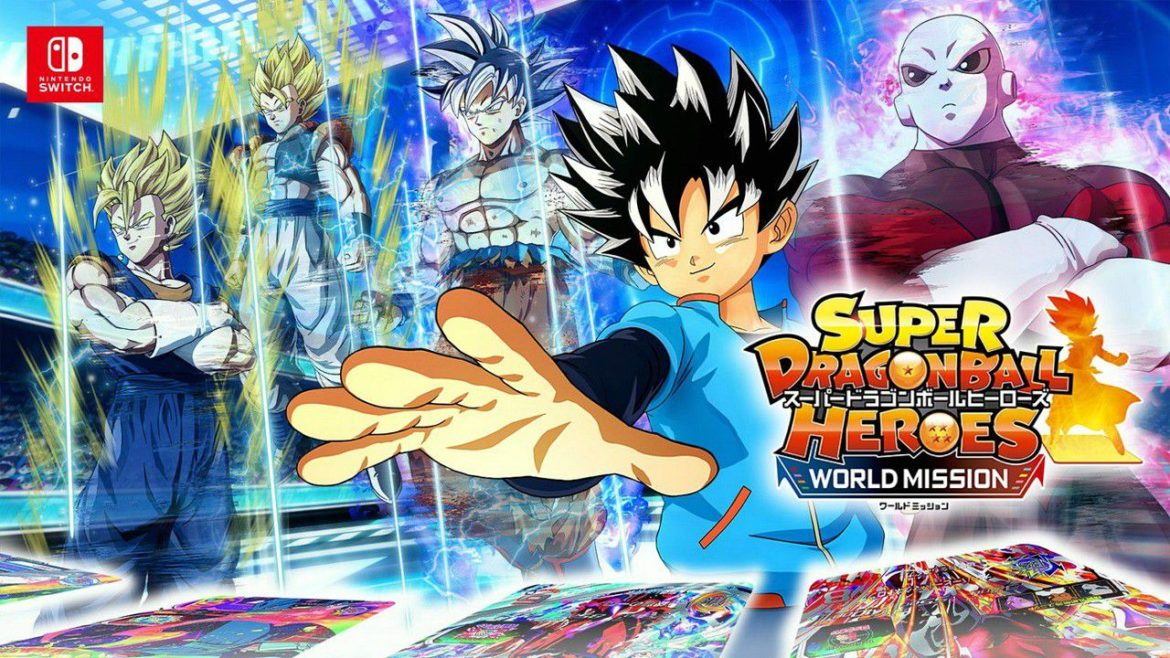 SUPER DRAGON BALL HEROES:WORLD MISSION – DAY ONE ED.