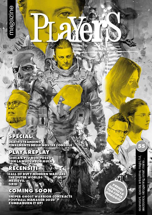 55 magazine cover
