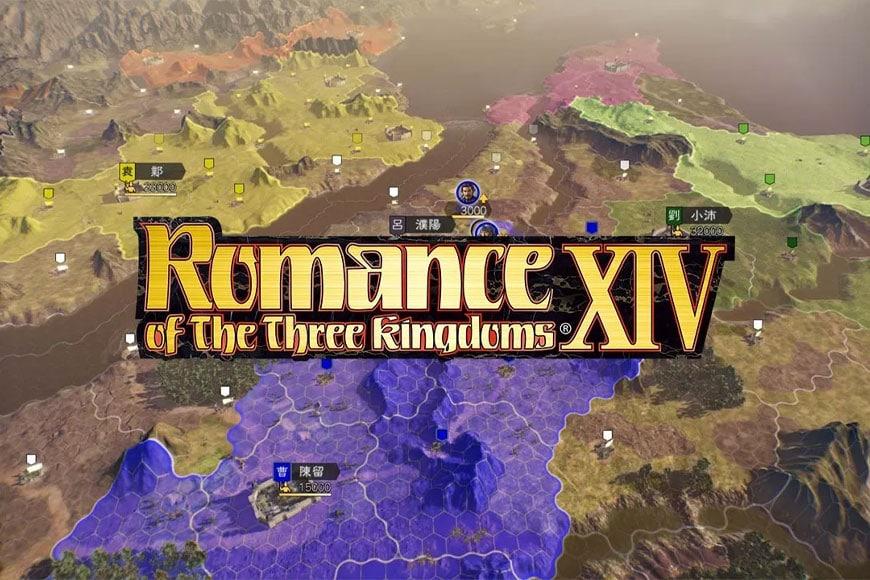 Romance of the Three Kingdoms XIV (6)