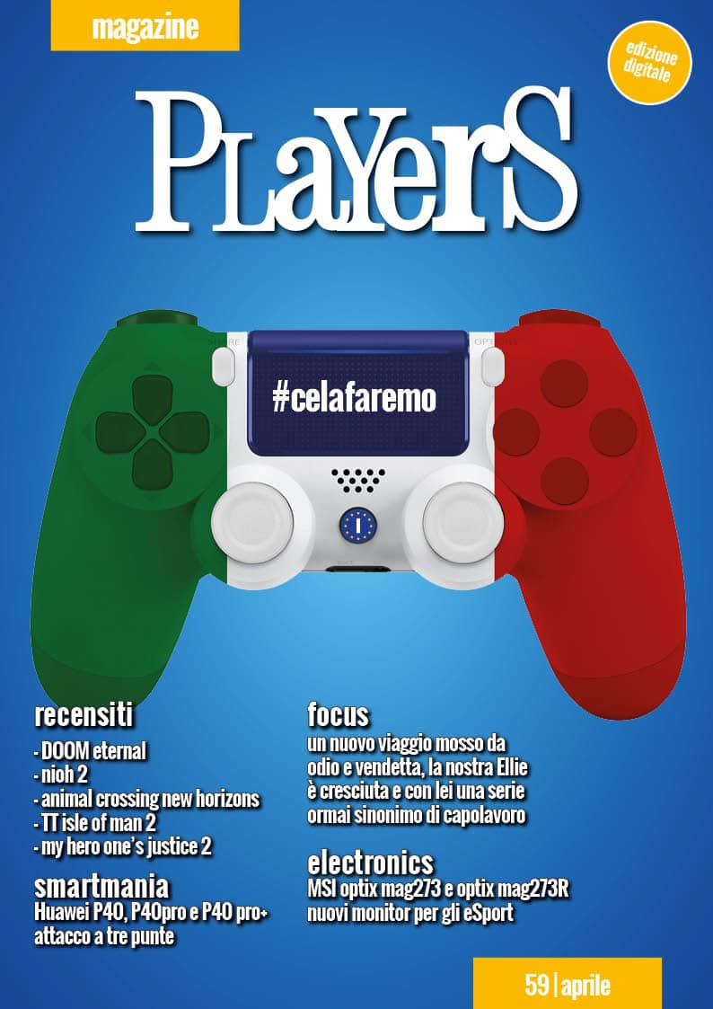 59 PLAYERS APRILE
