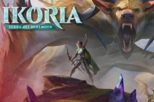 Ikoria: Terra dei Behemoth ondate di mostri giganteschi invadono la nuova espansione