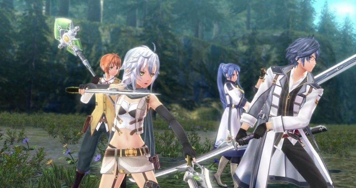 The Legends of Heroes: Trails of Cold Steel III – Extracurricular Edition