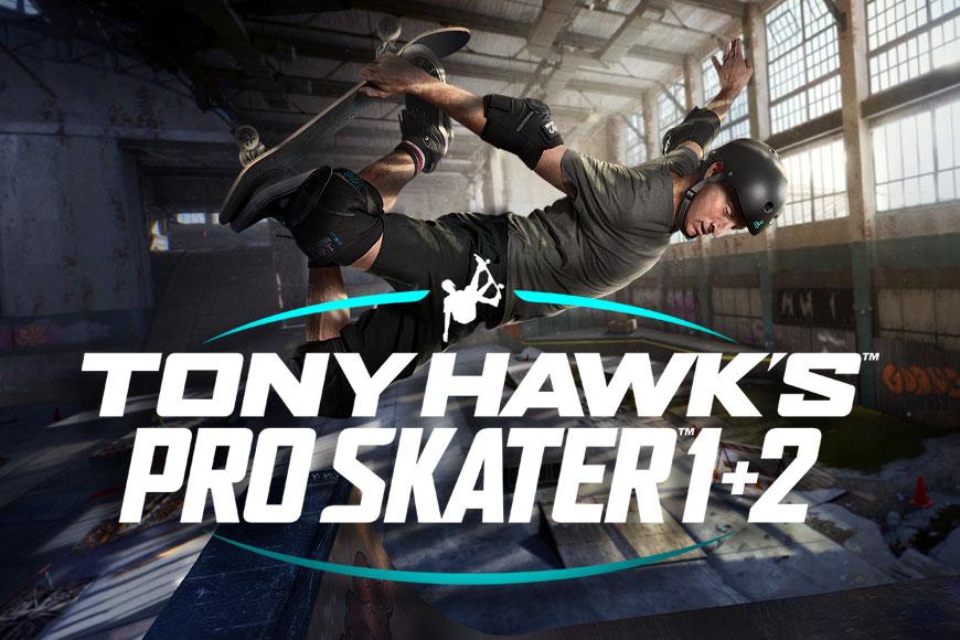 Tony Hawks pro skater 1+2 (3)